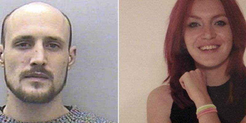 Este hombre negó haber estrangulado a su novia pero una grabación lo delató y fue condenado a cadena perpetua