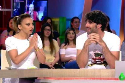 'Zapenado': David Amor 'se venga' de Chenoa en su debut en el programa de La Sexta