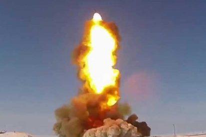 Así es el nuevo proyectil ruso antimisiles