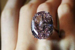 Encuentran billones de toneladas de diamantes en el interior de la Tierra