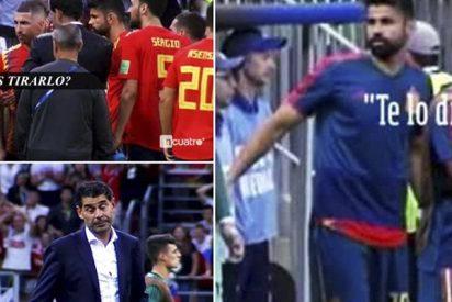 ¿Diego Costa no quería que Koke tirase el penalti?