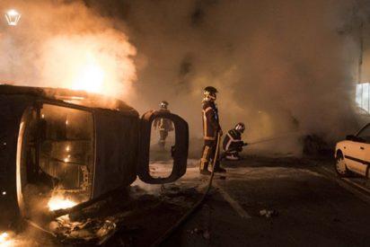Violentos disturbios en Francia después de que un policía matara a un joven