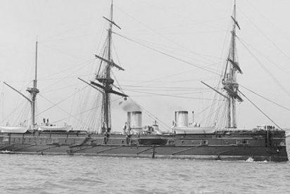 Encuentran en el mar de Japón el crucero ruso Dmitri Donskoy, hundido hace más de un siglo