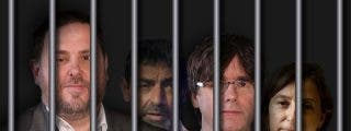 Golpe en Cataluña: Es un cachondeo que Prisiones dependa de la Generalitat