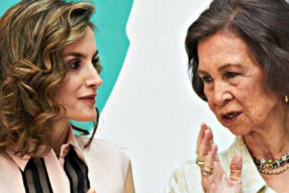 La nueva mala noticia recibida por doña Sofía que alegra a la reina Letizia