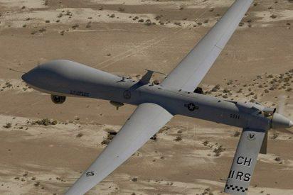 Así derriba Israel a este dron Sirio