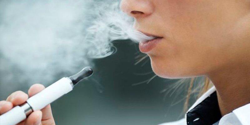 El uso de cigarrillos electrónicos está relacionado con un mayor riesgo de cáncer oral