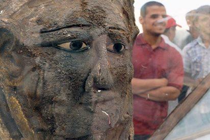 Descubren esta tumba en Egipto que puede desvelar importantes secretos sobre la momificación