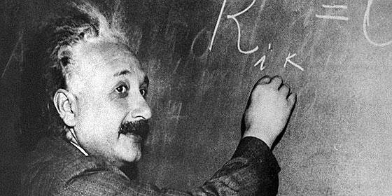 ¿Sabías que el 90 % de las frases atribuidas a Albert Einstein son falsas?