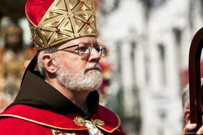 O'Malley pide a Roma mayor dureza contra los obispos acusados de abusos a menores