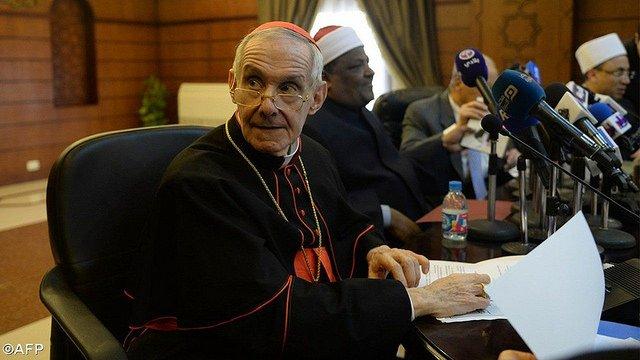 """El KAICIID lamenta la muerte del cardenal Tauran, """"amigo y apoyo"""" del diálogo interreligioso"""