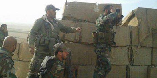 El Ejército sirio da una paliza a los yihadistas en la frontera con Jordania