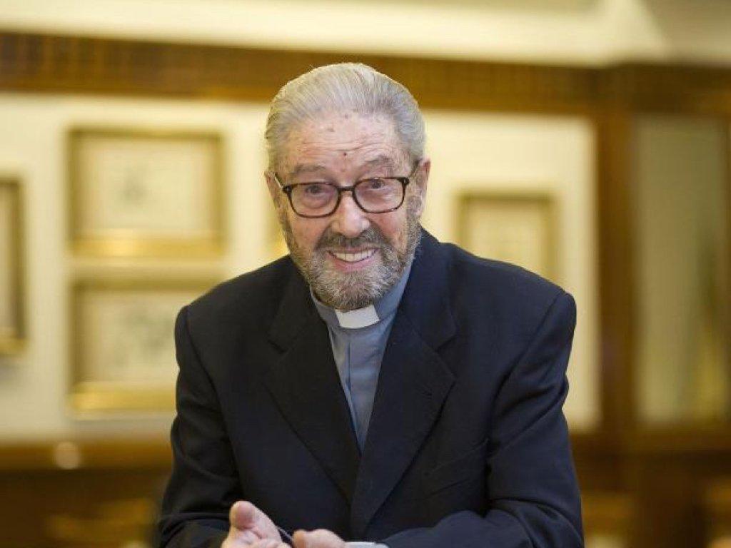 La iglesia de los jesuitas de Maldonado acogerá este miércoles el funeral por Jaime Garralda