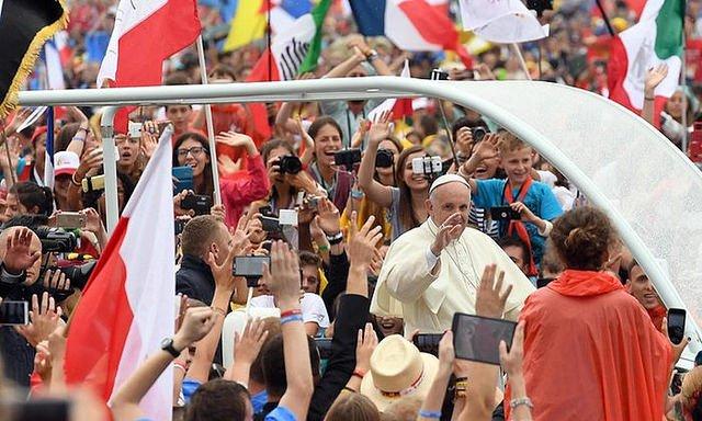 El Vaticano confirma la asistencia del Papa a la JMJ de Panamá