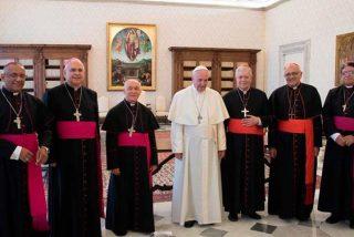 """Los obispos venezolanos llevarán al Papa """"la voluntad de libertad de nuestro pueblo"""""""