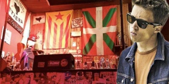El podemita Errejón protagonizó la pelea cargado de copas en un bar proetarra de Santiago