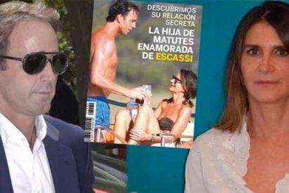 El imparable Álvaro Muñoz Escassi se liga ahora a Carmen Matutes, hija del empresario y ex ministro Abel Matutes