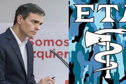 Pedro Sánchez acelera el acercamiento de etarras para que el PNV no le eche de La Moncloa