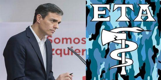 El Parlamento Europeo investigará, con el voto en contra del PSOE de Sánchez, los 379 asesinatos sin resolver de ETA