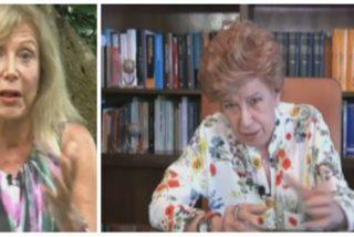 Pelea de verduleras: Pilar Eyre y Pilar Urbano se acusan mutuamente de echar mierda sobre la Casa Real