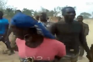 Este vídeo muestra los excesos en la lucha contra Boko Haram en Camerún
