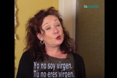 """El alegato contra la virgen de Fallarás, nueva consejera podemita en RTVE: """"¡Somos guarras, y además gozamos!"""""""