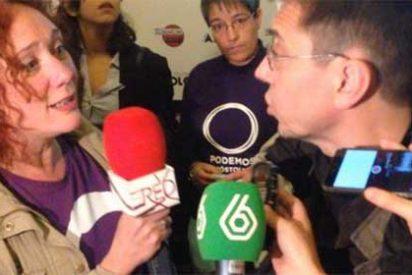Periodismo de bufanda: Twitter estalla de indignación por la activa militancia podemita de Cristina Fallarás, nueva consejera de RTVE