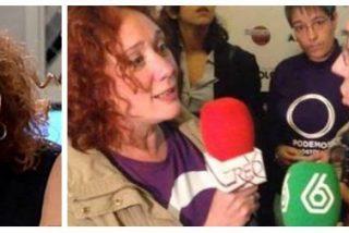¡Vaya cara de haba, Fallarás! La consejera podemita de RTVE lloriquea en Twitter por su mísero sueldo