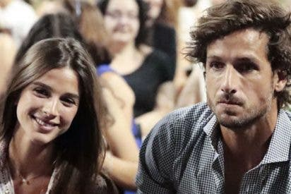 Feliciano López y Sandra Gago, un amor que baila al ritmo de Alejandro Fernández