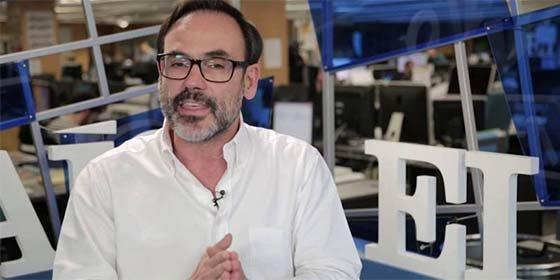 """Hermann Tertsch tacha de """"demente sectario"""" a Fernando Garea, nuevo presidente de EFE"""