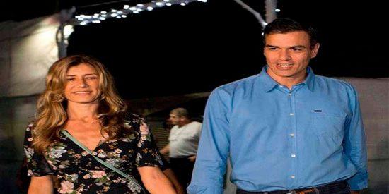 La excusa de cortos vuelos del marchoso Sánchez para explicar su juerga en el jet oficial