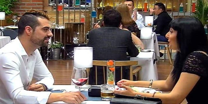 La cita más desagradable de 'First Dates'