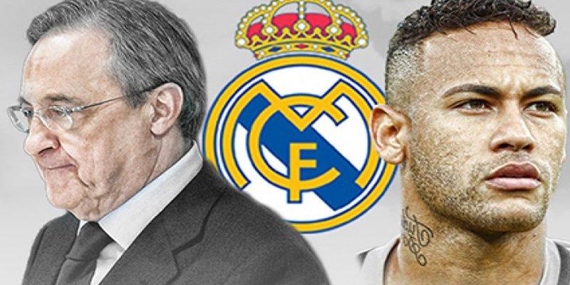 Neymar cada vez más cerca del Real Madrid