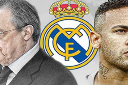 El Real Madrid desmiente el rumor de una oferta de 310 'kilos' por Neymar