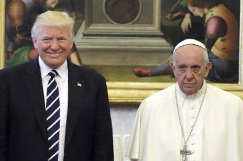 Donald Trump adelanta al Papa Francisco y ya es el personaje más seguido del Mundo en Twitter