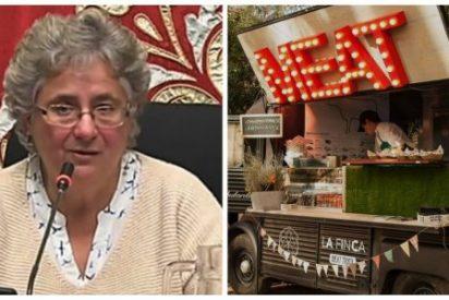 """La batasuna millonaria de Ahora Madrid que persigue a los 'food trucks' por ser """"un evento de pijos"""""""