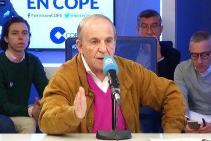 José María García regresa a la COPE y se enfrentará a su viejo gran enemigo