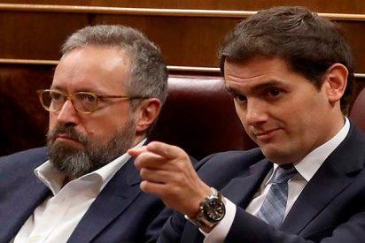 Girauta pregunta a Sánchez si no publica la lista de la amnistía fiscal porque hay políticos del PSOE en ella