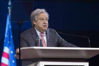 """El secretario general de la ONU se muestra """"muy preocupado"""" por Nicaragua"""