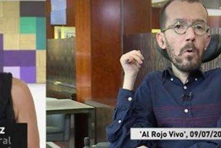 "Teresa Rodríguez se revuelve contra el vengativo Echenique por ""torpe"" y manipulador: ""No habla en nombre de la ejecutiva"""