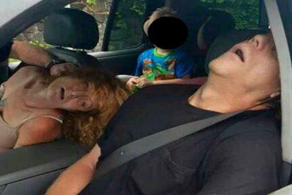 Estas son las imágenes más impactantes de la epidemia de heroína que azota EEUU