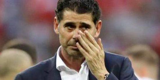 Tras el ridículo de la Selección Española en el Mundial, Hierro dimite