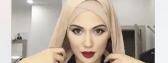 Las formas mas elegantes de ponerse un hijab