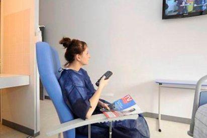 El servicio de televisión en las habitaciones de los hospitales públicos andaluces será gratuito
