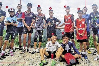 ¿Sabes por qué entraron los niños en la cueva de Tailandia?
