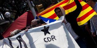 La sarta de hostias al fiel del CDR por el endiablado culto a los golpistas en su nueva cárcel catalana