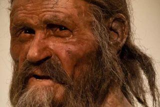 El Hombre de Hielo: La útima comida de Otzi, antes de morir hace 5.300 años, fue jamón de cabra