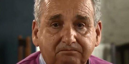El llanto del padre de Ignacio Echeverría que debería escuchar un acobardado Pedro Sánchez
