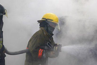 Se incendia un autobús de pasajeros en la Ciudad de México