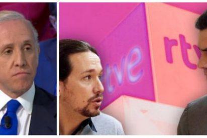 Inda incendia el plató de 'laSexta Noche' con su medida extrema para luchar contra la podemización de RTVE